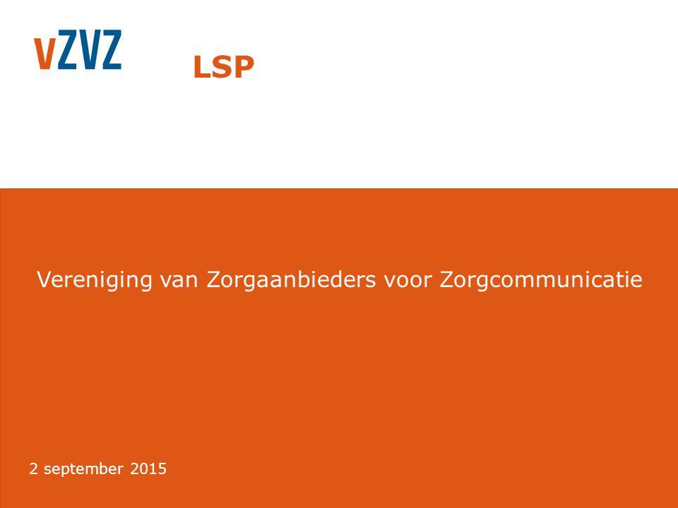 Het LSP de VZVZ en het LSP11