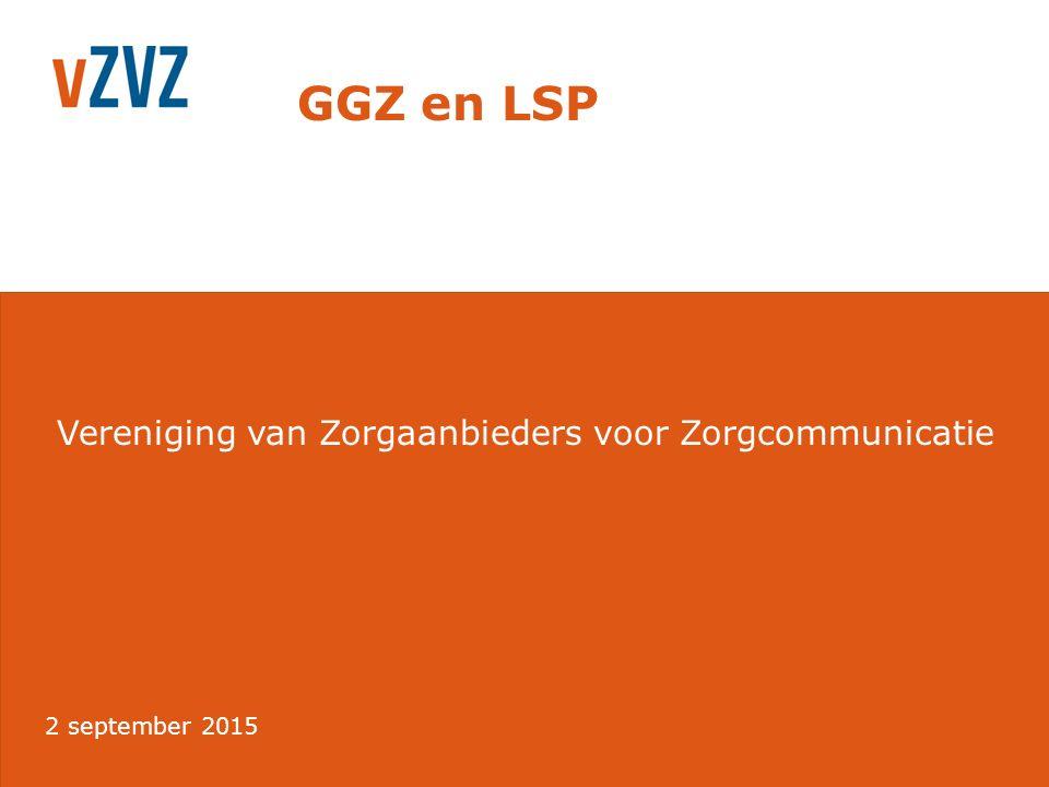 GGZ en LSP.