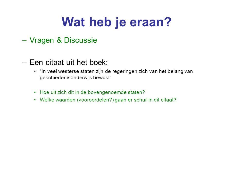 Huiswerk Lees paragraaf 1, 2 & 3 Neem een artikel mee uit de krant/van een nieuwssite Het moet gaan over iets actueels Het moet gaan over Nederland
