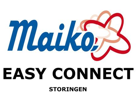 EASY CONNECT STORINGEN.