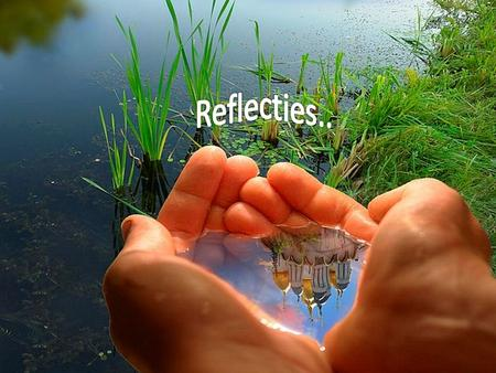 Reflecties...