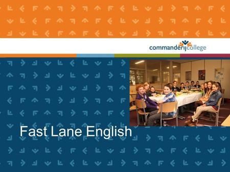 Fast Lane English.