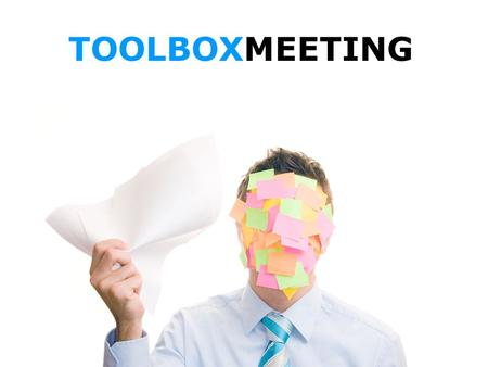 TOOLBOXMEETING.