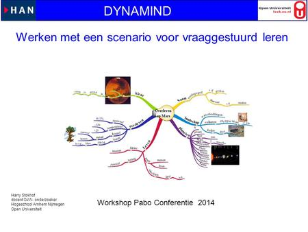 Workshop Pabo Conferentie 2014