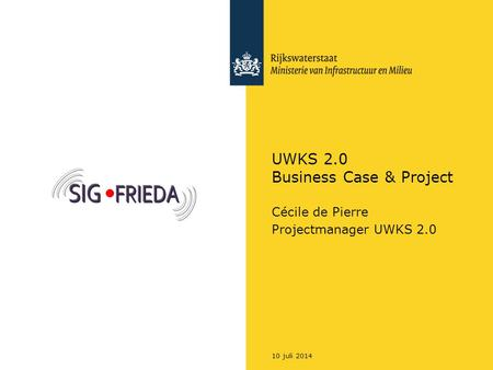 UWKS 2.0 Business Case & Project