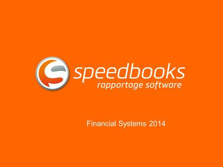 Financial Systems 2014.