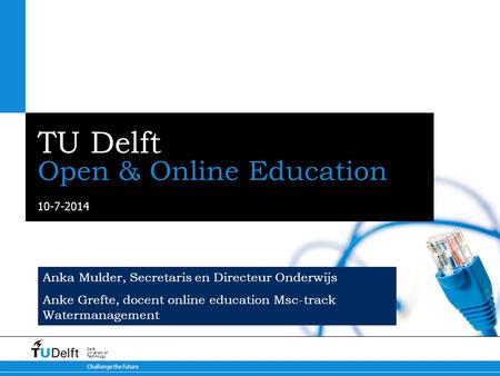 TU Delft Open & Online Education