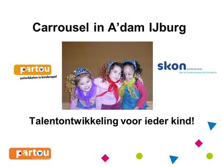 Carrousel in A'dam IJburg