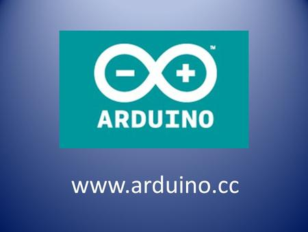 Www.arduino.cc. Arduino en DDS DDS chips DDS = Direct Digital (frequency) Synthesis Output = sinusvormig signaal Maximum frequentie = ½ klokfrequentie.