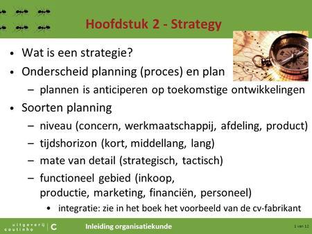 Wat is een pr strategie