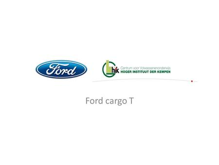 Ford cargo T.