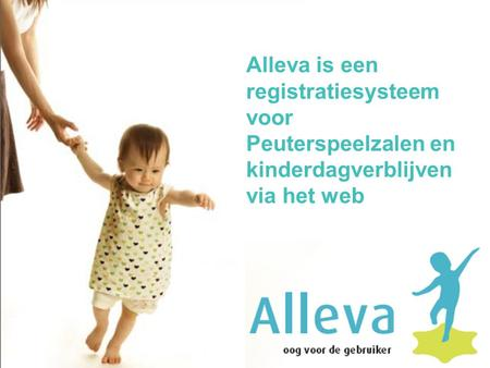 Alleva is een registratiesysteem