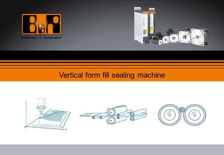 Main heading sub-heading Vertical form fill sealing machine.