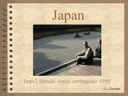 Japan Impr2 Hanshi-Awaji earthquake 1995 © L. Zwartjes.