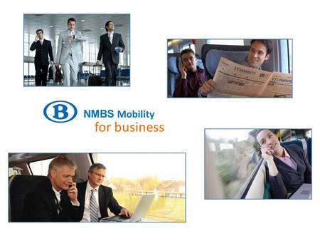 NMBS Mobility for business. NMBS Mobility for business » Wie zijn wij?