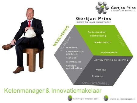 Ketenmanager & Innovatiemakelaar