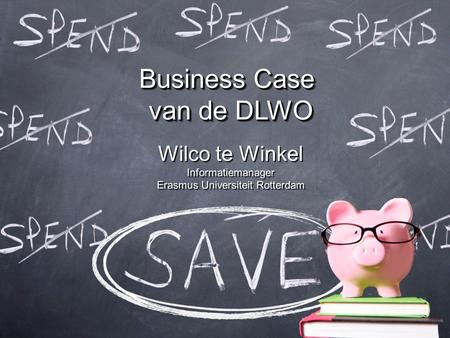 Business Case van de DLWO