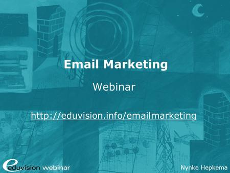 Nynke Hepkema  Marketing Webinar