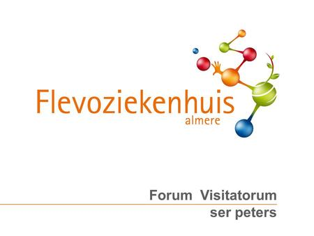 Forum Visitatorum ser peters