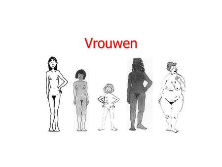 Vrouwen. geslachtskenmerken Primair: ovaria ovaria Eileiders Eileiders Uterus Uterus Vaginasecundair: Vaginasecundair:Secundair: Groei uterus, ovaria.