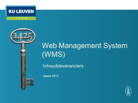 Web Management System (WMS)