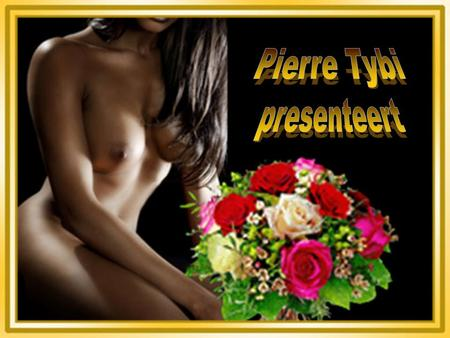 Pierre Tybi presenteert.