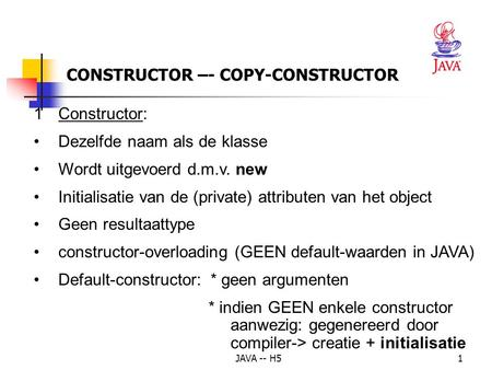 Java serializable private constructor