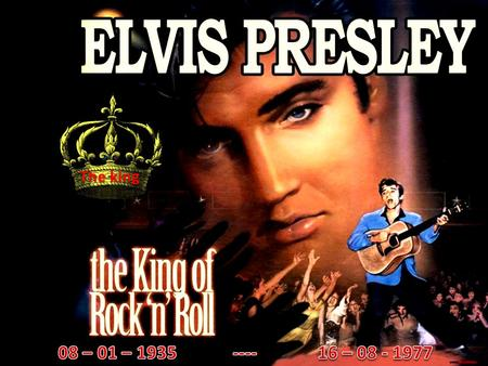Elvis Presley door Elena en Jan 08 – 01 – –