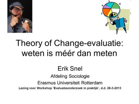 Theory of Change-evaluatie: weten is méér dan meten