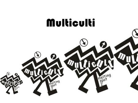 Multiculti. Wat is multiculti ? Emigranten: verlaten hun land Immigranten: komen een land binnen Nederland is een multi (= veel) cultureel land Je bent.
