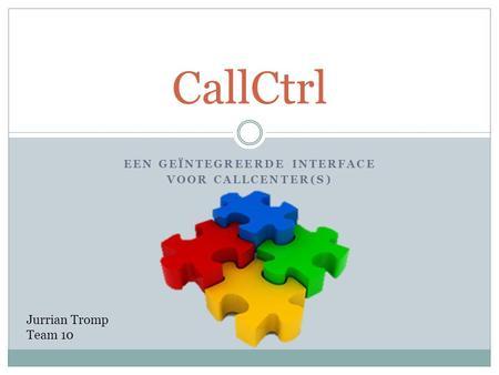 Retail een klantvriendelijk netwerk van verkooppunten 5 september 2007 koen van gerven ppt - Geintegreerde bibliotheek ...