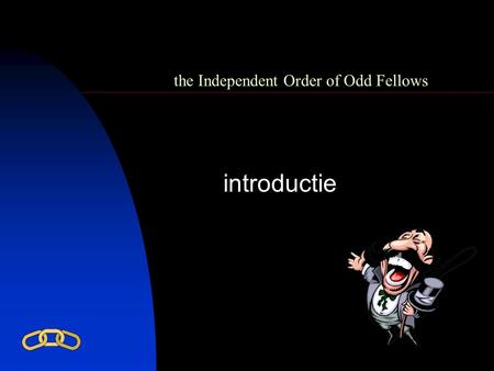 The Independent Order of Odd Fellows introductie.
