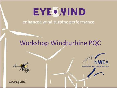 Workshop Windturbine PQC
