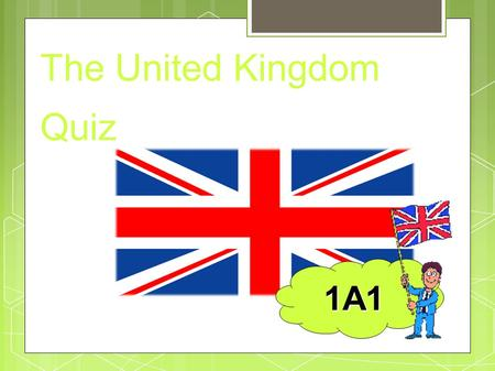 The United Kingdom Quiz