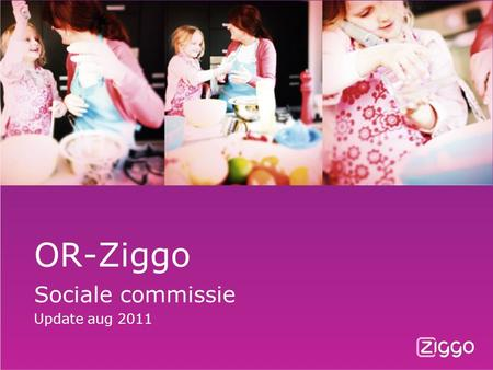 Sociale commissie Update aug 2011