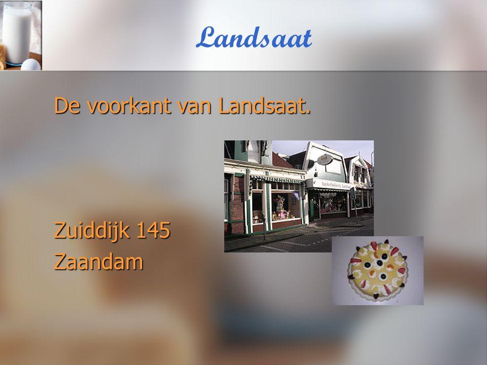 Begin van de dag 6 uur opstaan, en dan naar Landzaat.