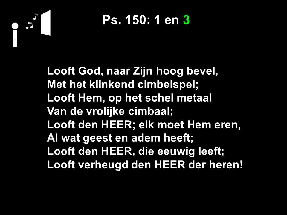 Liturgie dankdag 2015 Mededelingen Ps.149: 1 *Stil gebed *Votum en groet Ps.