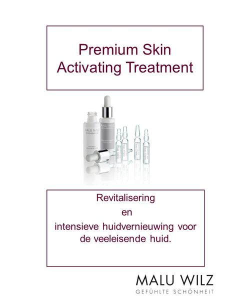 Premium Skin Activating Treatment