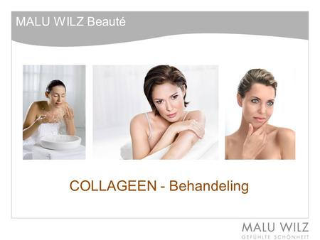 COLLAGEEN - Behandeling