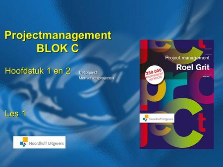 Projectmanagement BLOK C