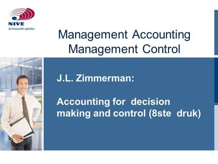Management Accounting Management Control