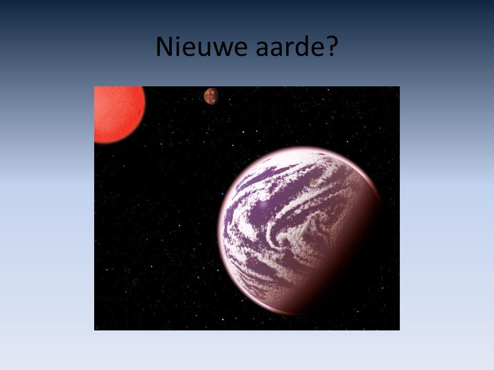 Op zoek naar buitenaards leven