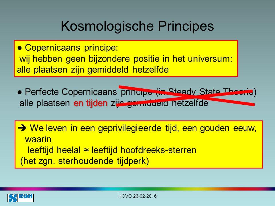 Kosmologische Principes