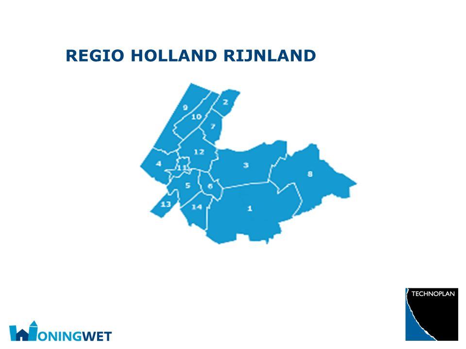 Regio Holland rijnland