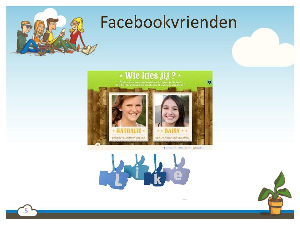 Facebookvrienden http://kenjevrienden.nu/ Link onder plaatje