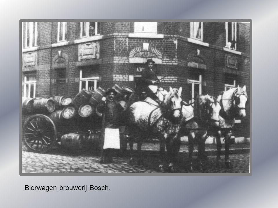 Bierwagen brouwerij Bosch.