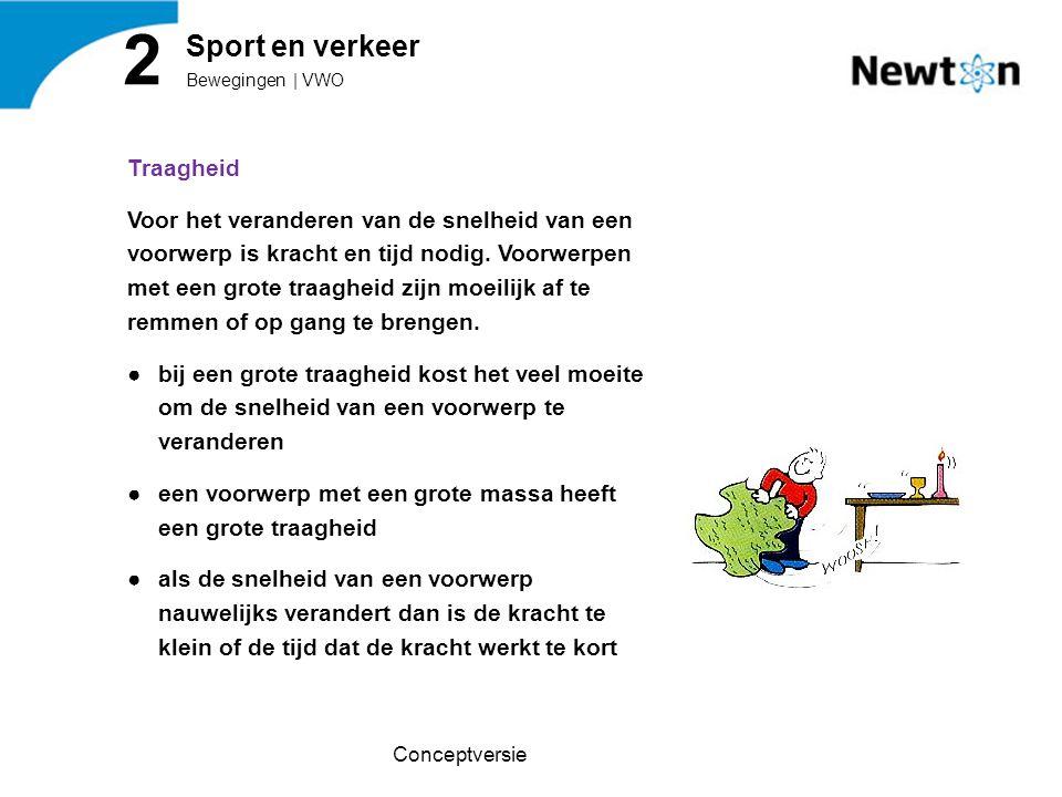 2 Sport en verkeer. Bewegingen | VWO.