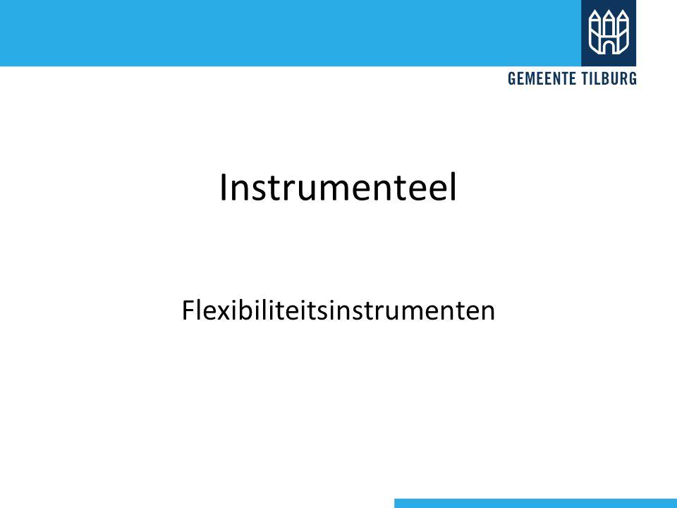 Flexibiliteitsinstrumenten