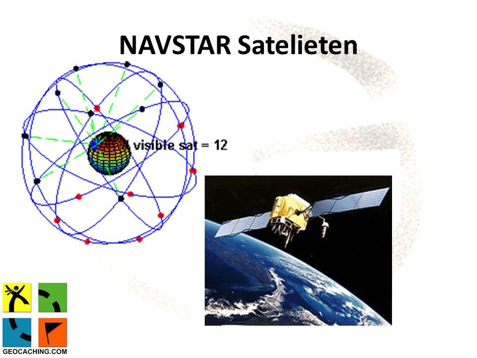 NAVSTAR Satelieten