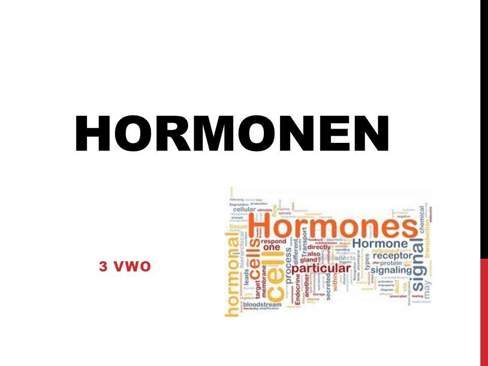 Hormonen 3 VWO